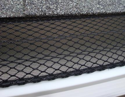 Diamond Back Gutter Protection profile