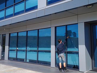 Window Cleaning is Good for Business