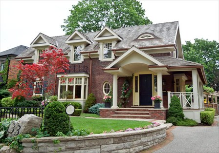 Leaside family home example