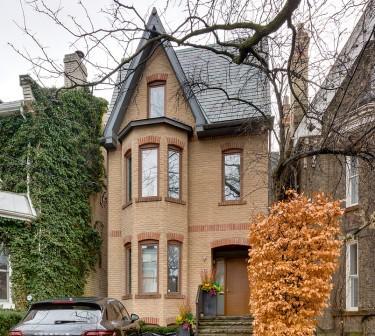 Popular Toronto home